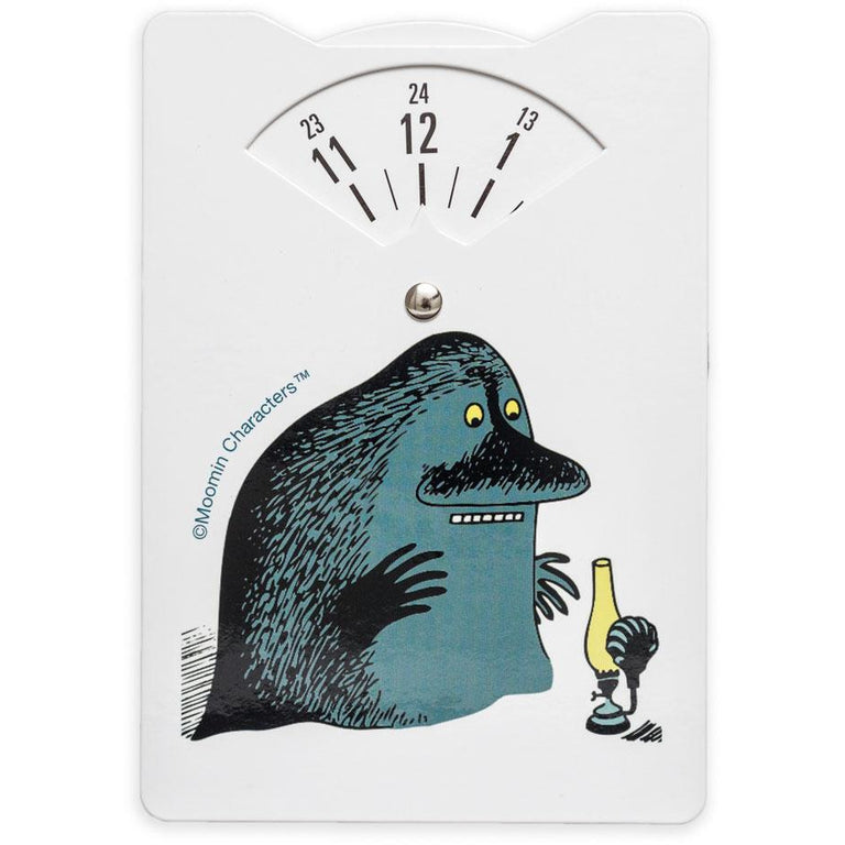 The Groke parking disc - The Official Moomin Shop