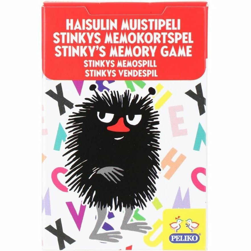 Stinky Memory Card Game - Martinex - The Official Moomin Shop