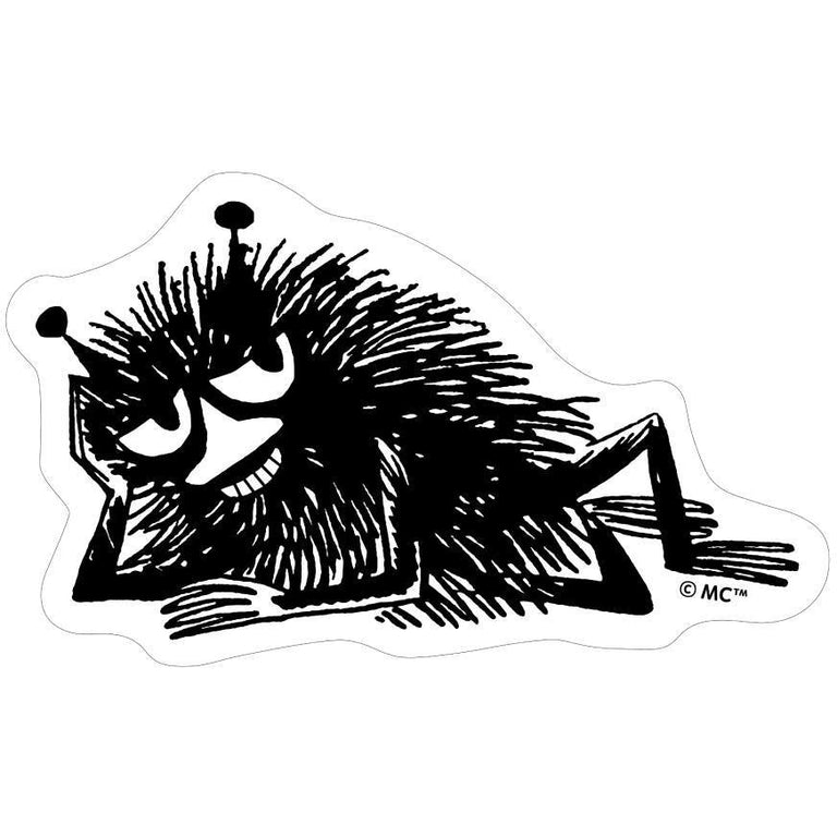 Stinky Laptop Sticker - Moomin.com - The Official Moomin Shop