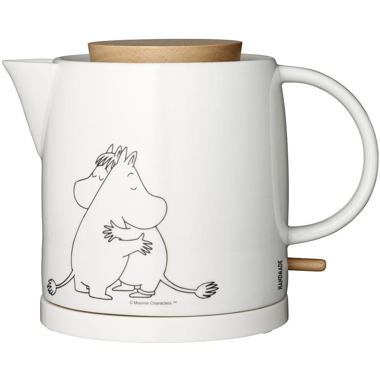 Moomin New Nordic handmade ceramic kettle - The Official Moomin Shop