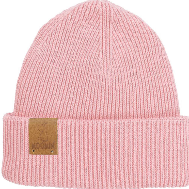 Moomin Gene Beanie rose - Lasessor - The Official Moomin Shop