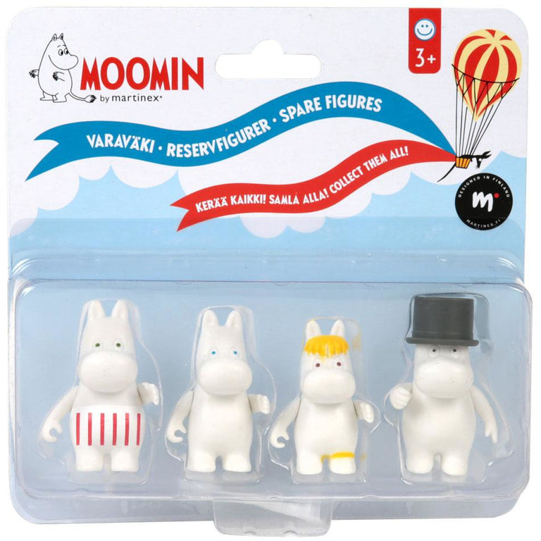 Moomin Family Characters - Martinex - The Official Moomin Shop