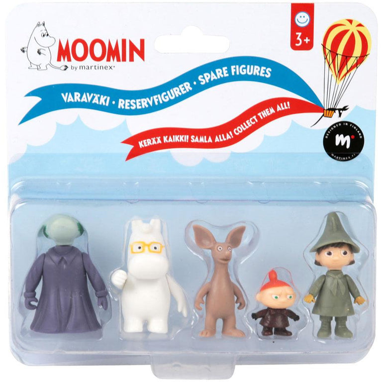 Moomin friends characters by Martinex - The Official Moomin Shop