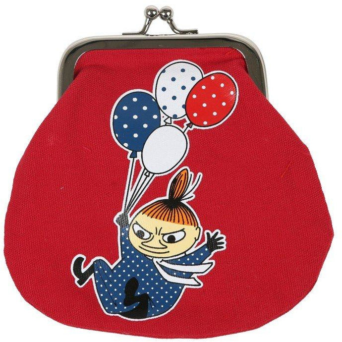 Little My purse red - Martinex - The Official Moomin Shop