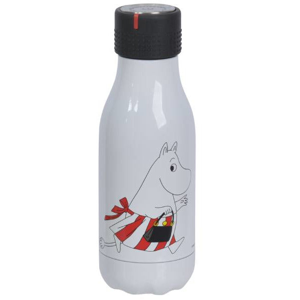 Moominmamma Thermal Flask - Modern House - The Official Moomin Shop
