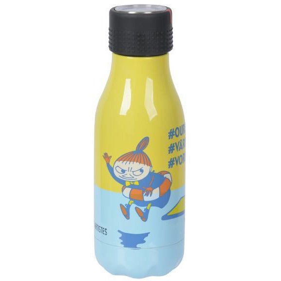 #OURSEA Little My and Stinky Thermal Flask - Modern House - The Official Moomin Shop