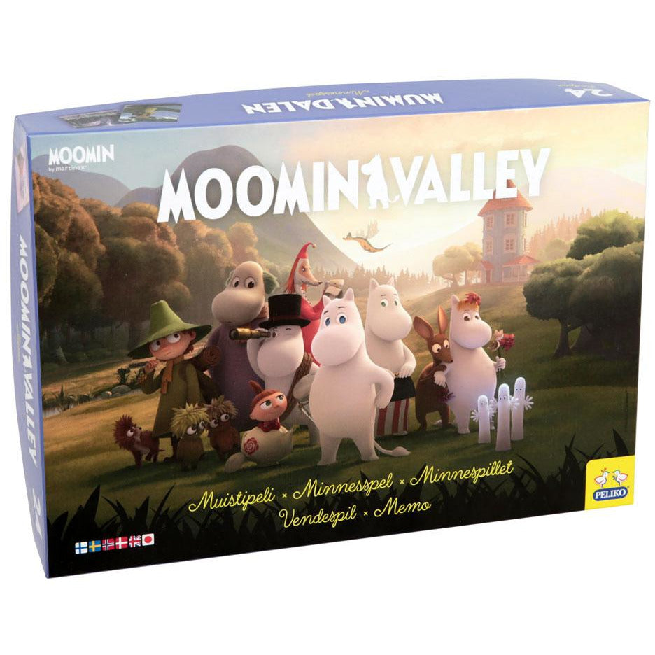 Moominvalley Memory Game - Martinex - The Official Moomin Shop