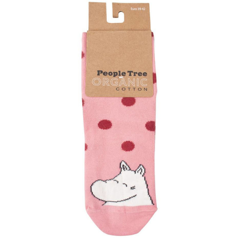 Moomin Dot Socks - People Tree - The Official Moomin Shop