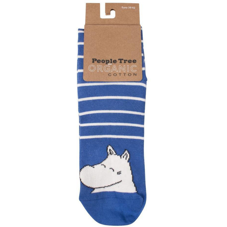 Moomin Stripe Socks - People Tree - The Official Moomin Shop