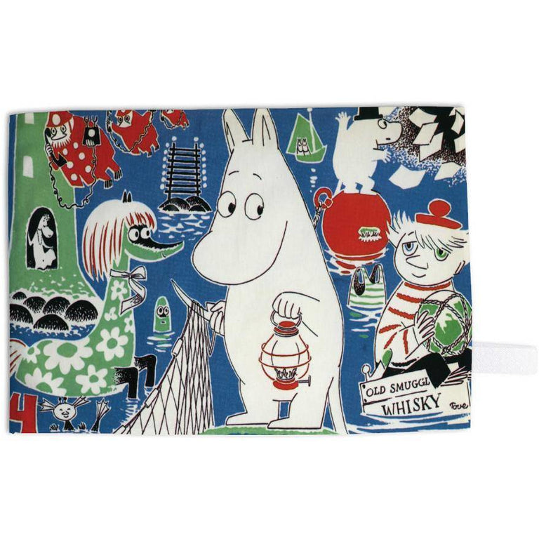 "Moomin ""Friends"" Kitchen Towel - Star Edition - The Official Moomin Shop"