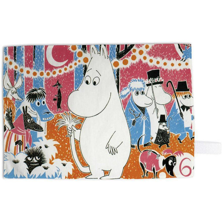 "Moomin ""Forest"" Kitchen Towel - Star Edition - The Official Moomin Shop"