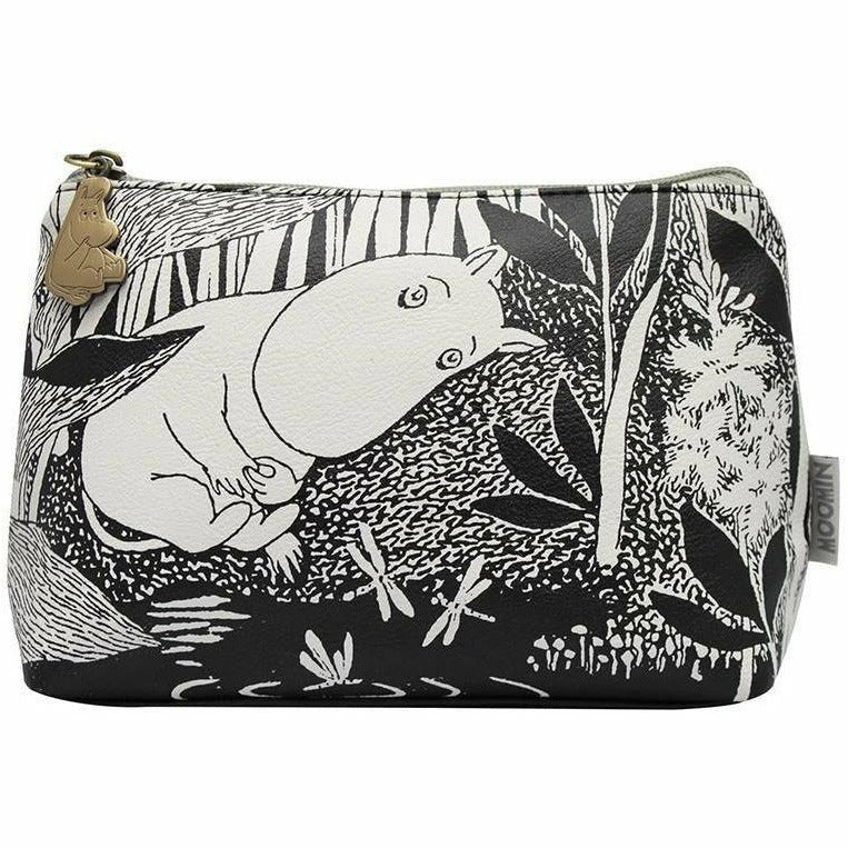 "Moomin ""Midnight"" Make-Up Bag - Disaster Designs - The Official Moomin Shop"