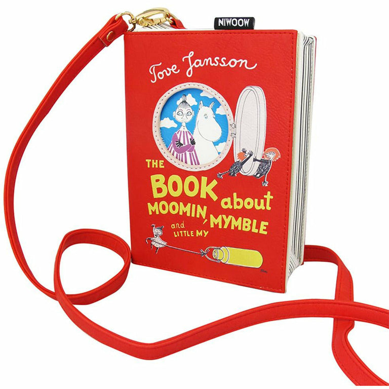 "Moomin ""The Book About Moomin, Mymble and Little My"" Bag - Disaster Design - The Official Moomin Shop"