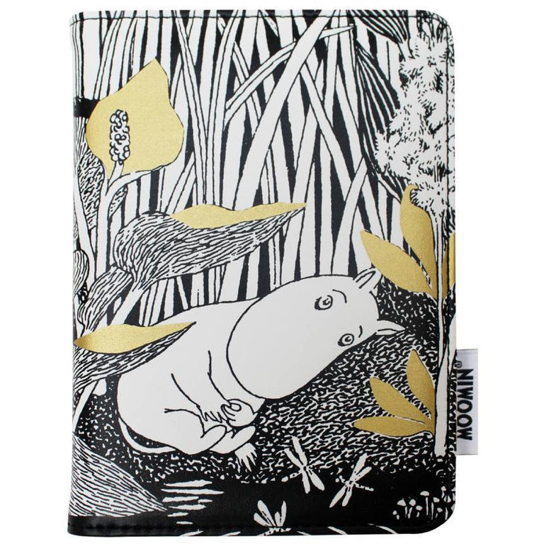 Moomin Midnight Passport Holder - Disaster Designs - The Official Moomin Shop