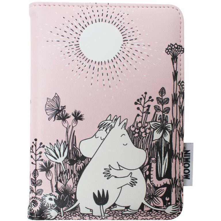 "Moomin ""Love"" Passport Holder - Disaster Designs - The Official Moomin Shop"