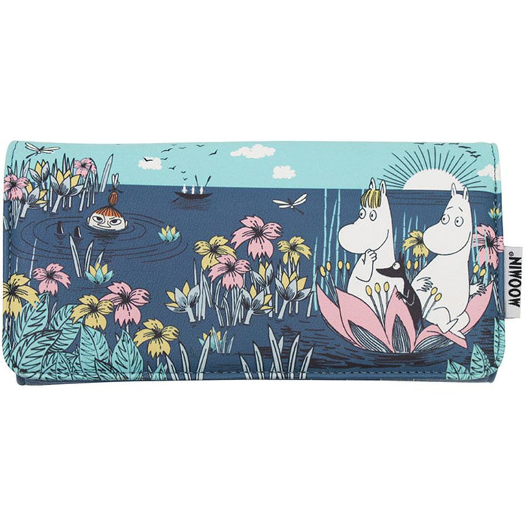 Moomin Lotus Wallet by Disaster Designs - The Official Moomin Shop