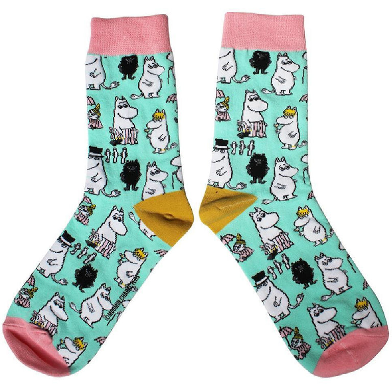 Moomin Family Socks - Disaster Design - The Official Moomin Shop