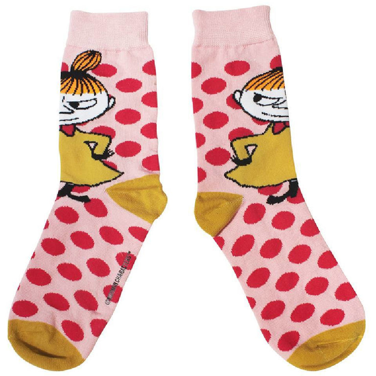 Moomin Little My Socks - Disaster Design - The Official Moomin Shop