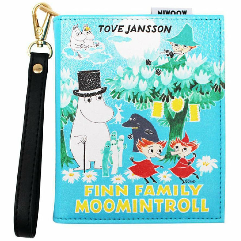 Moomin Family Wallet - Disaster Designs - The Official Moomin Shop