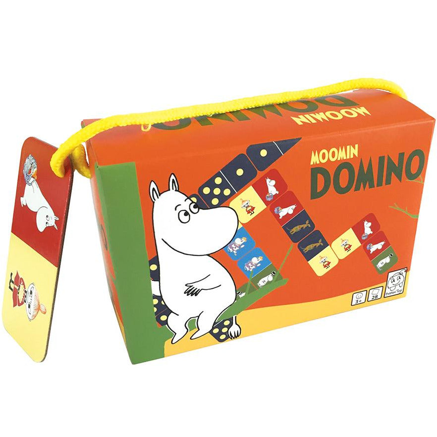 Moomintroll Domino - Barbo Toys - The Official Moomin Shop
