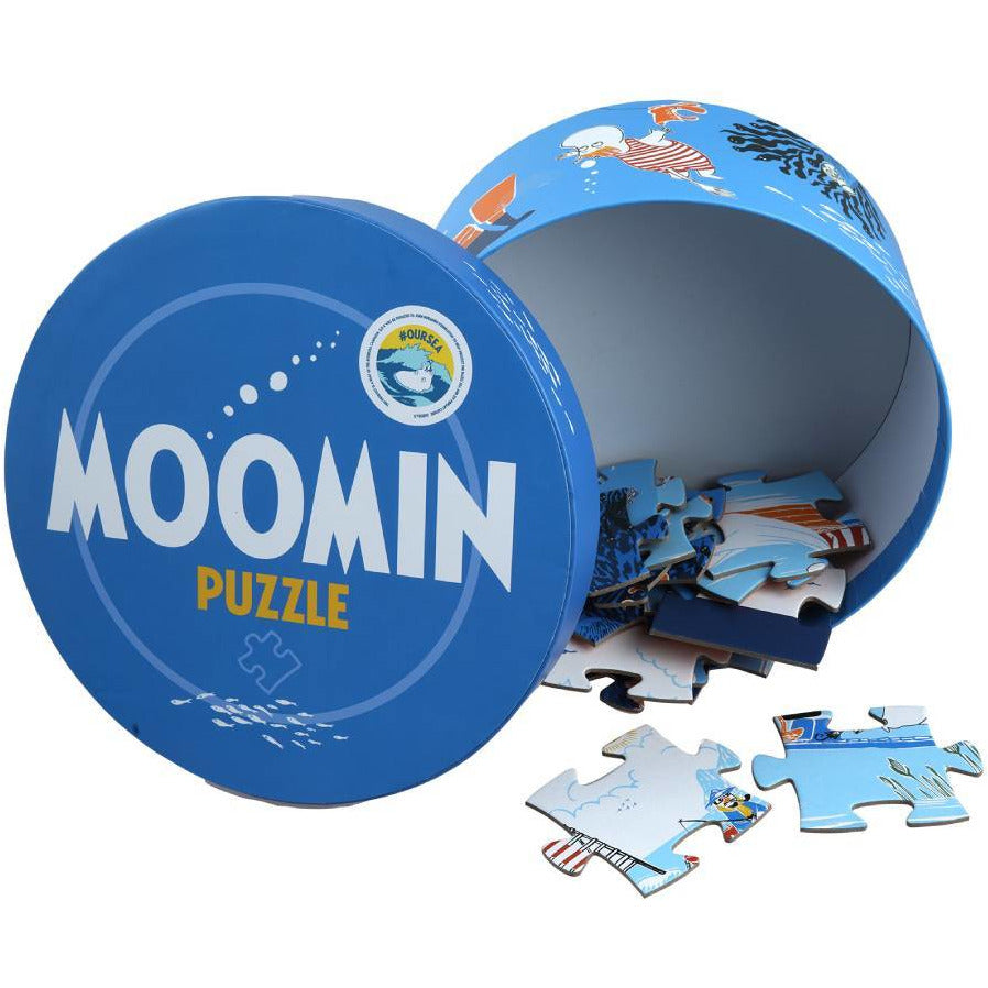 #OURSEA Moomin Puzzle - Barbo Toys - The Official Moomin Shop