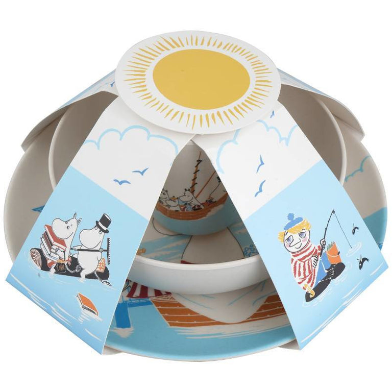 #OURSEA Moomin Tableware - Barbo Toys - The Official Moomin Shop