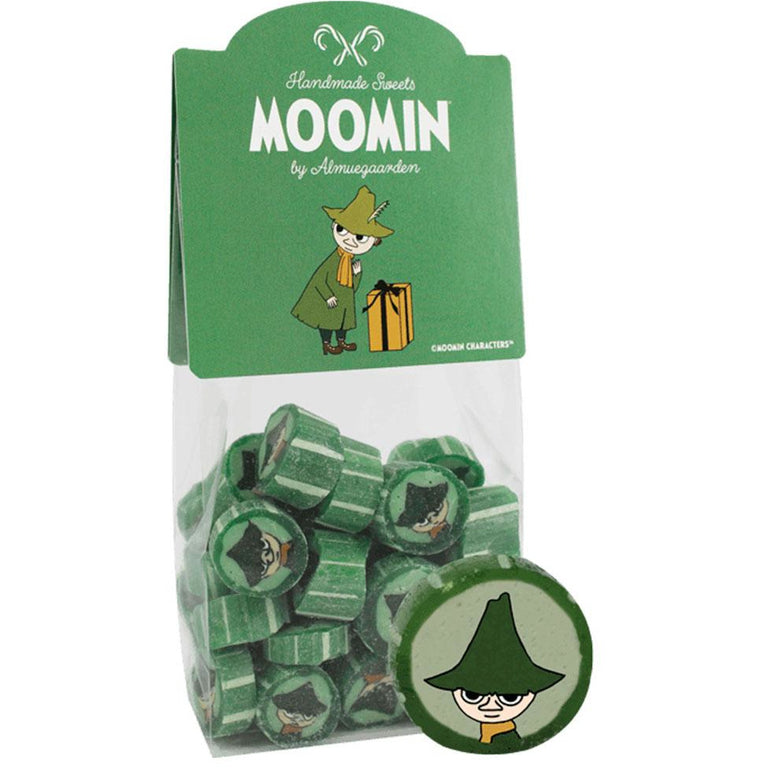 Snufkin candy by Almuegaarden - The Official Moomin Shop