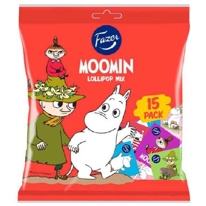 Moomin Lollipops mix - Fazer - The Official Moomin Shop