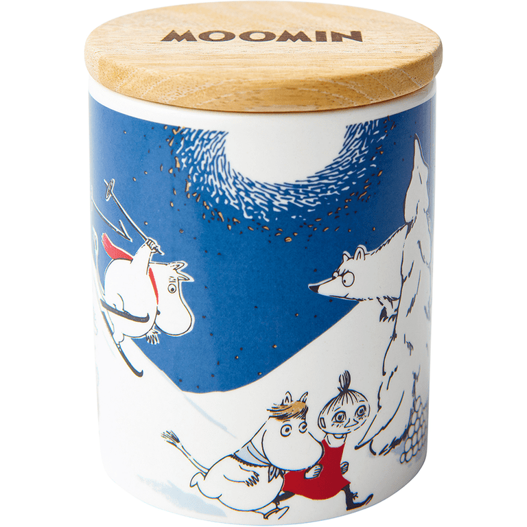 Moomin Winterland scented candle - Suomen Kerta - The Official Moomin Shop