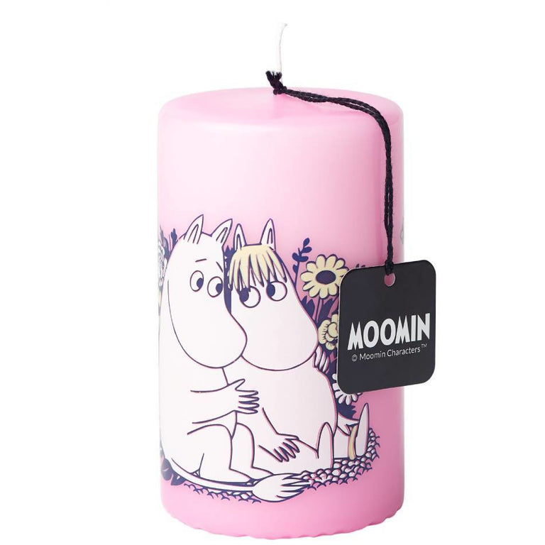 "Moomin Candle ""Friendship"" - Suomen Kerta - The Official Moomin Shop"