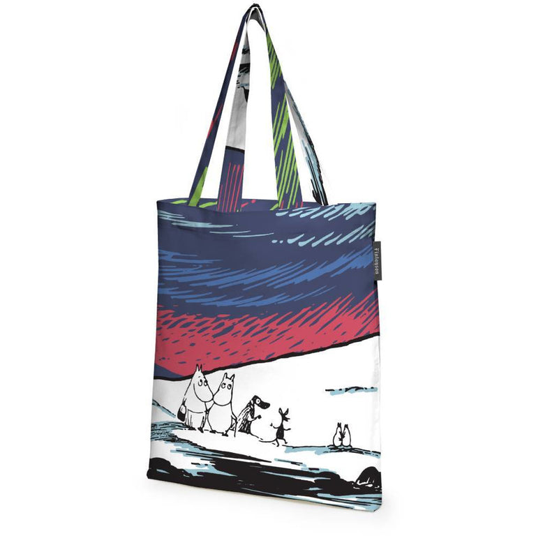 Sky Moomin Tote Bag - Finlayson - The Official Moomin Shop