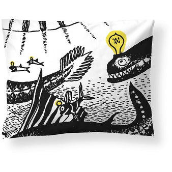 Moomin Oshun Oxtra pillow cover 50 x 60 cm