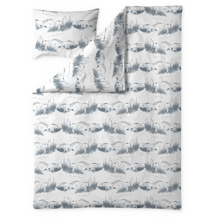 Dune Moomin jersey duvet cover set 150 x 210 cm by Finlayson - The Official Moomin Shop
