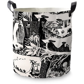 Adventure Moomin basket small by Finlayson