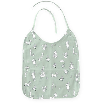 Moomin and Friends bib by Finlayson