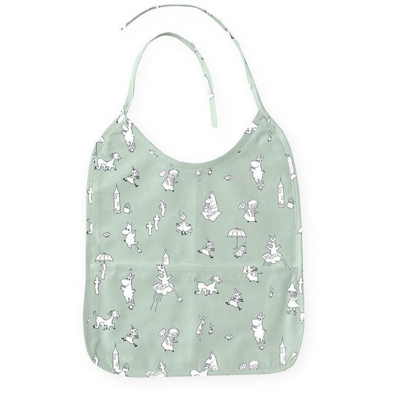 Moomin and Friends bib by Finlayson - The Official Moomin Shop