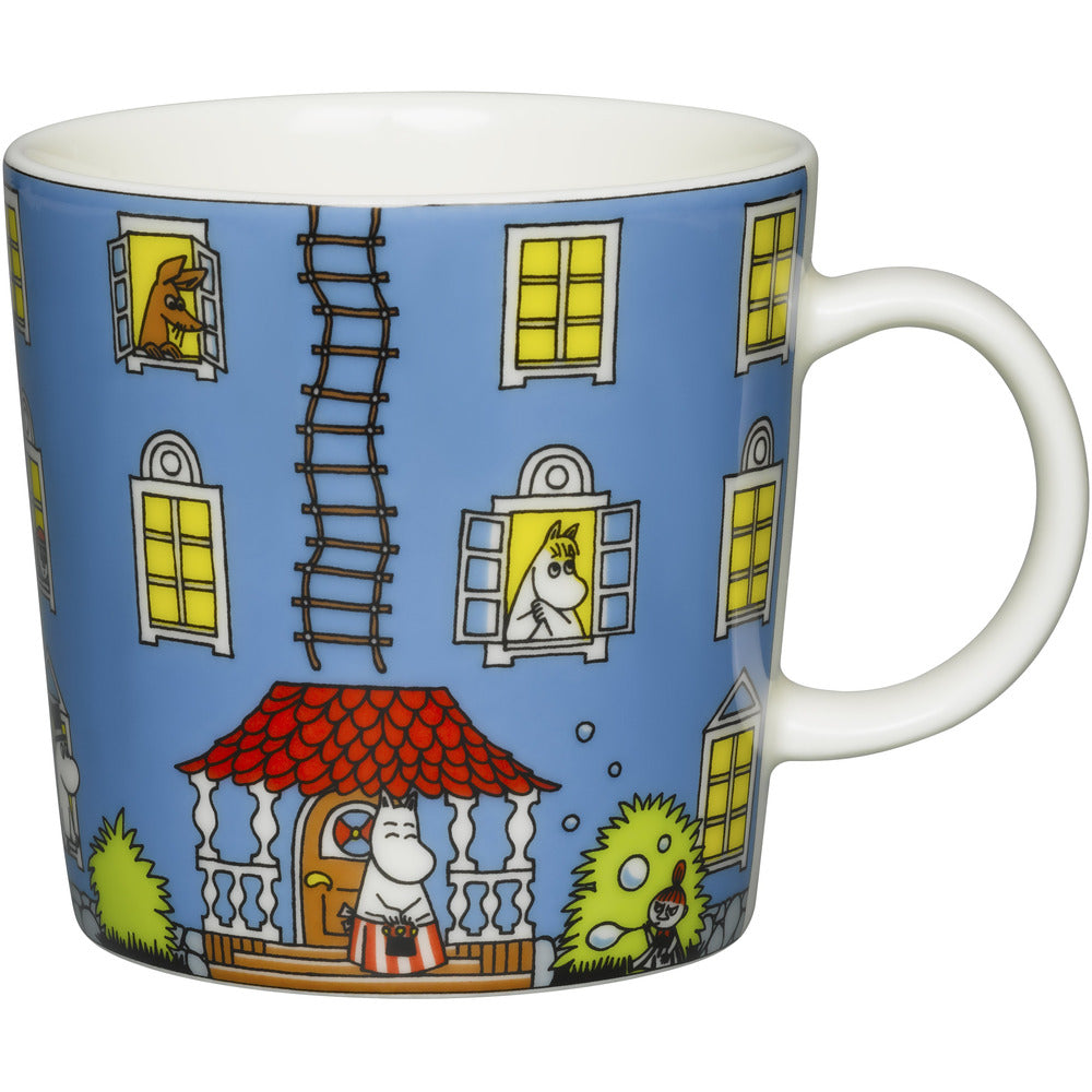 Moominhouse Mug - Arabia - The Official Moomin Shop