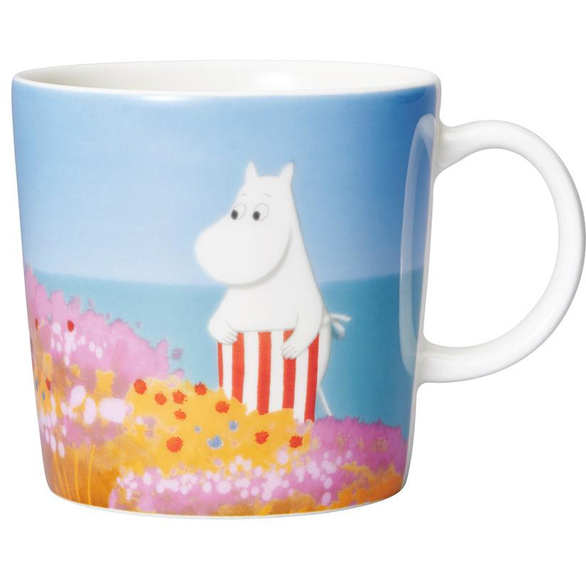 Moominmamma's Mural Mug - Arabia - The Official Moomin Shop
