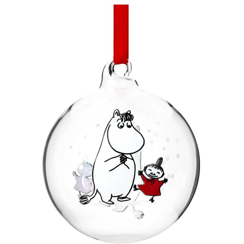 Snorkmaiden Decoration Ball - Muurla - The Official Moomin Shop
