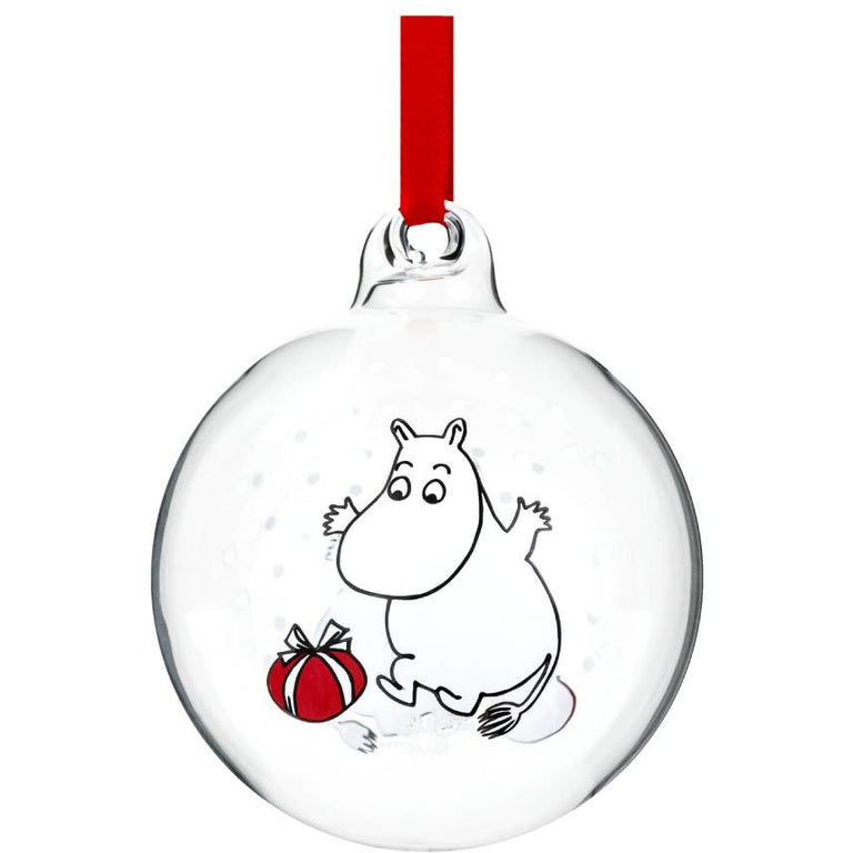 Moomintroll Decoration Ball - Muurla - The Official Moomin Shop