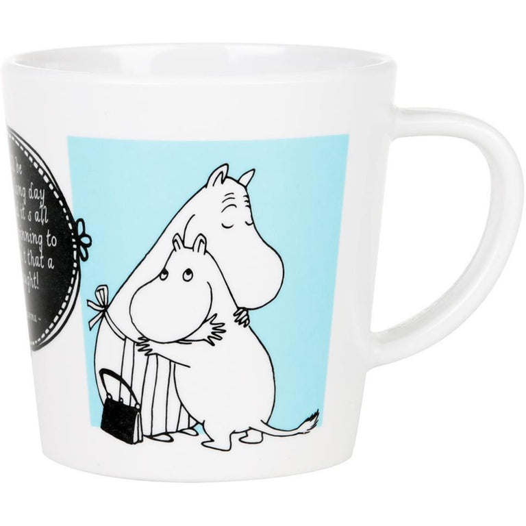 Moomin Parents mug by Martinex - The Official Moomin Shop