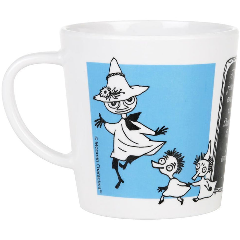 Moomin Friends mug by Martinex - The Official Moomin Shop
