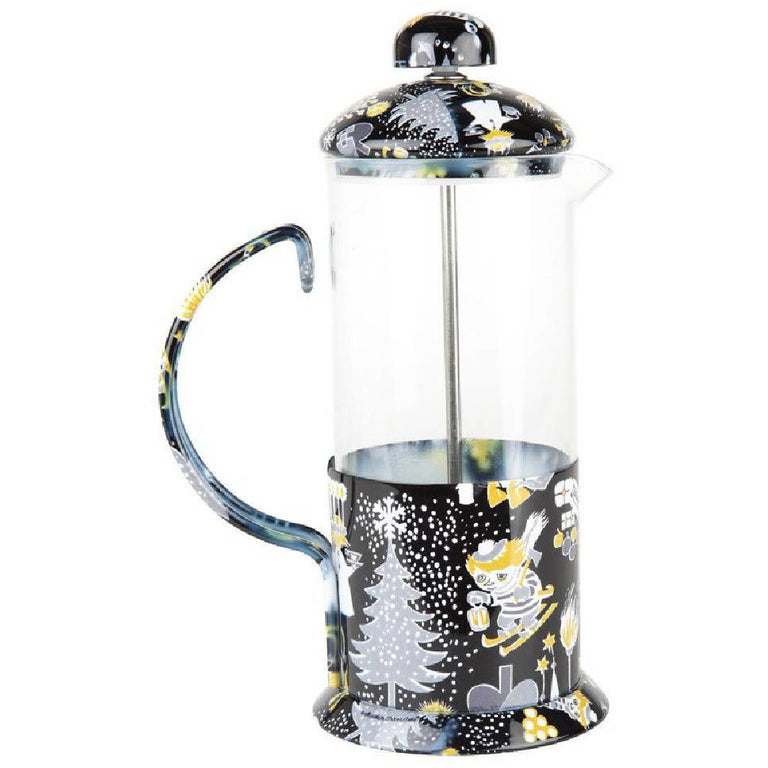 Moomin Too-Ticky's Christmas French Press - Martinex - The Official Moomin Shop