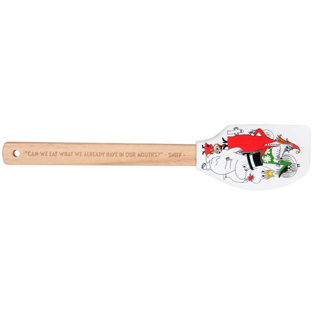 "Moomin ""Friends"" Dough Scraper - Martinex - The Official Moomin Shop"
