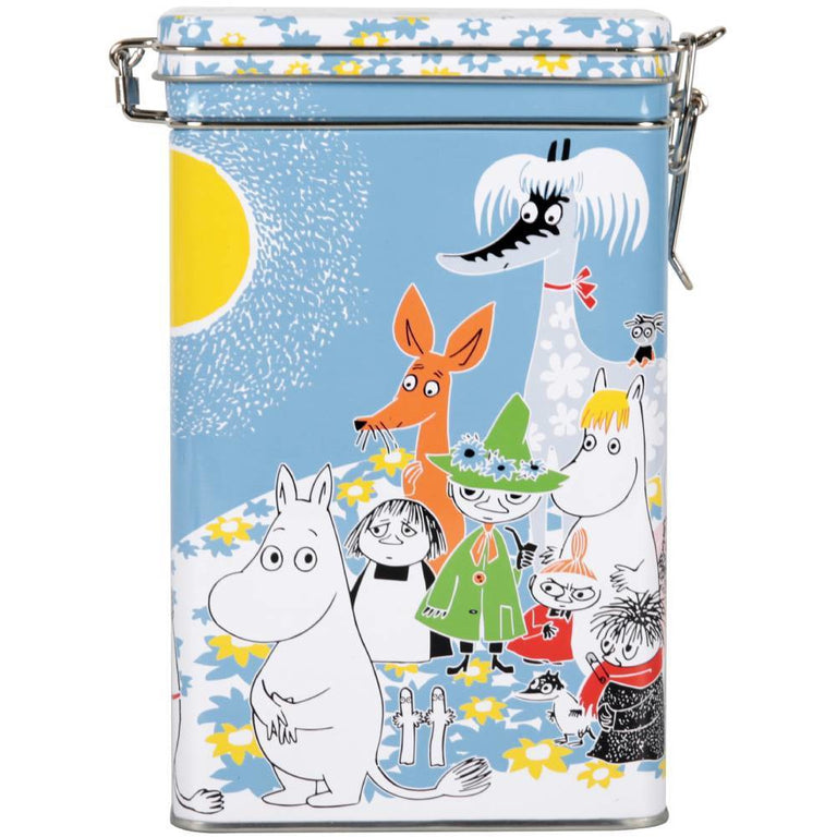 Moomin Summer Day Coffee Jar - Martinex - The Official Moomin Shop
