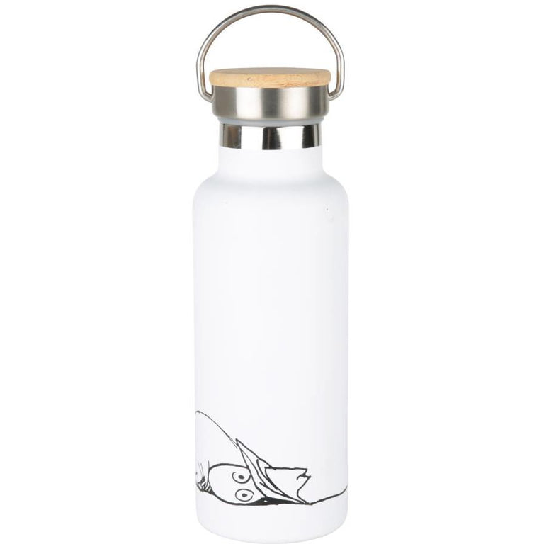 #OURSEA Moomin Bottle white - Martinex - The Official Moomin Shop