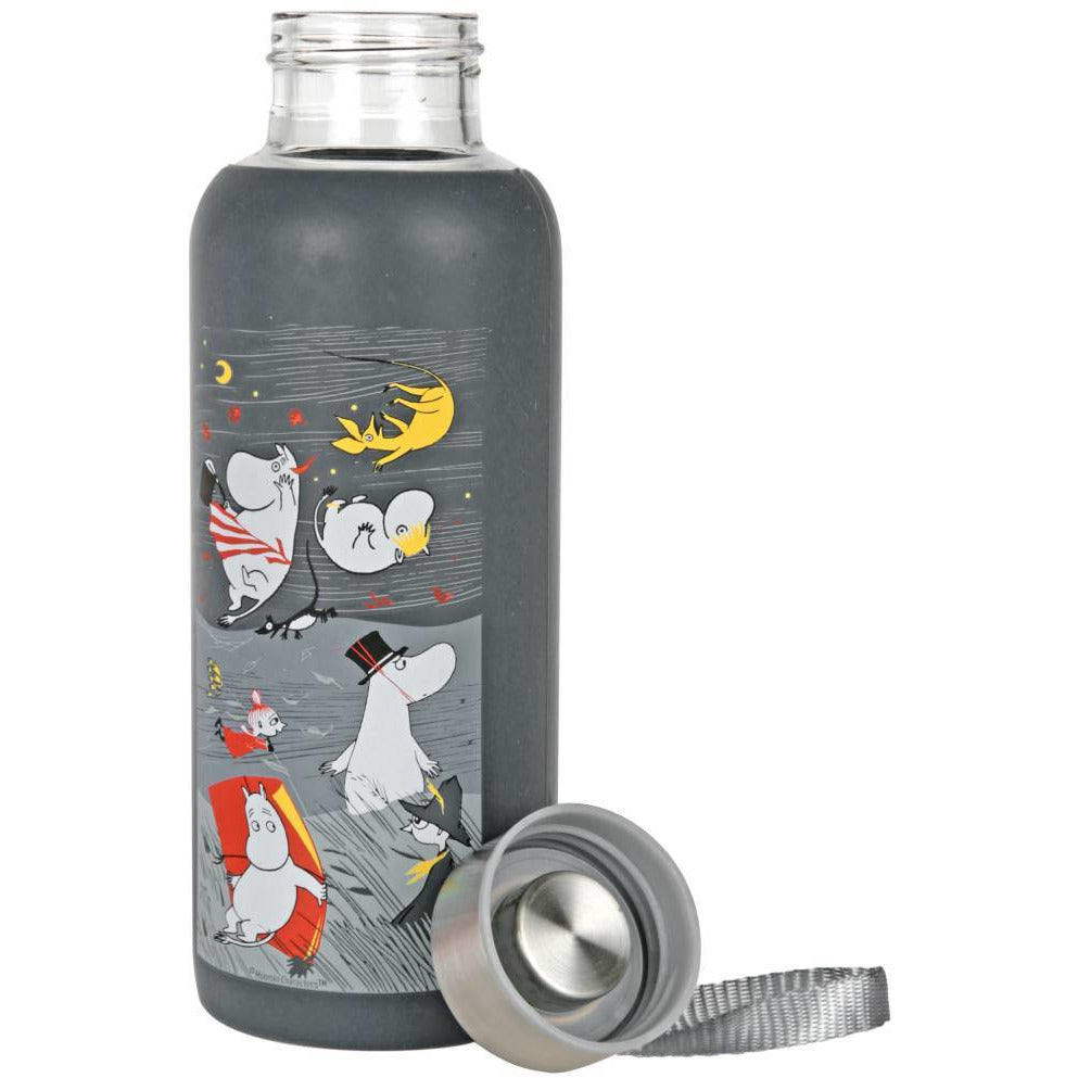 "Moomin ""Storm"" Bottle blue - Martinex - The Official Moomin Shop"