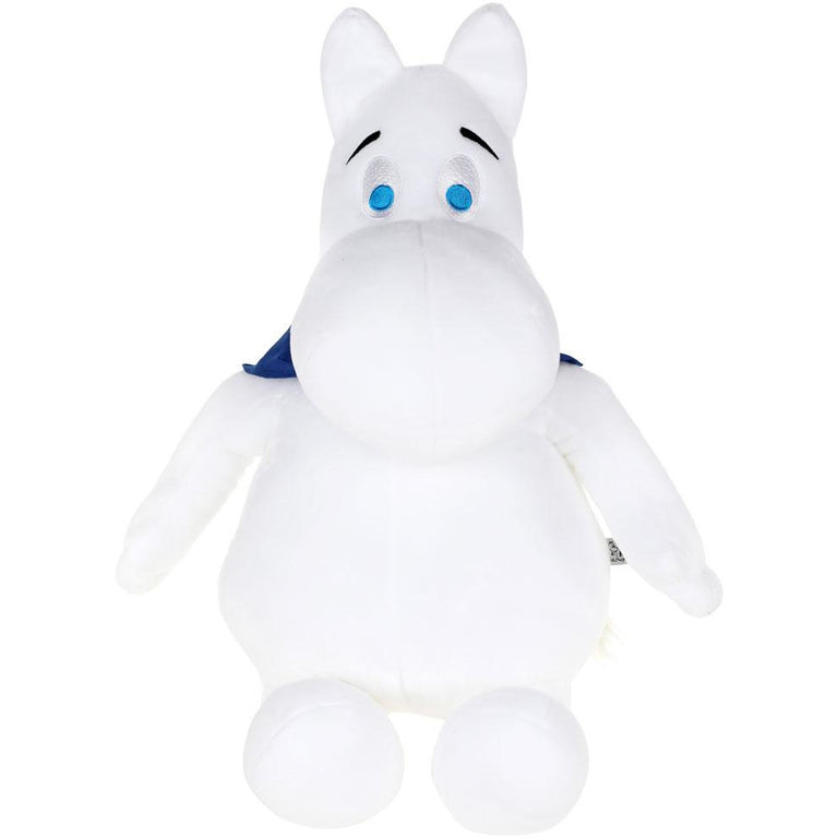 Moomintroll 40 cm Plush Toy - Exclusive Moomin Shop product - The Official Moomin Shop