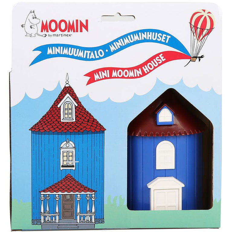 Martinex mini Moomin House - Moomintroll - The Official Moomin Shop