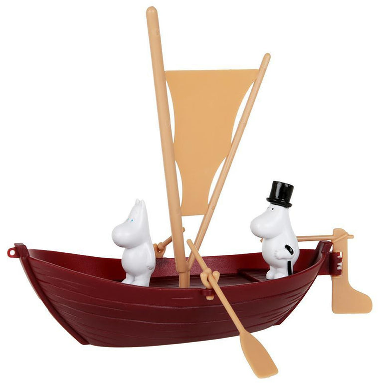 Moominpappa's Sailing Boat - Martinex - The Official Moomin Shop